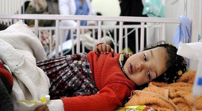 Kolera salgını bin 310 can aldı