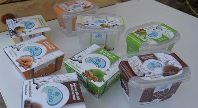 Üniversiteli dondurma satışa çıktı