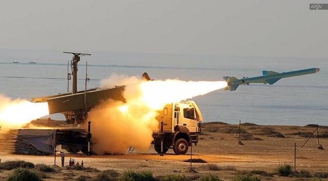 İran Suriyeyi vurdu