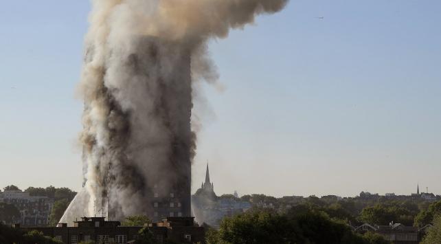 Londra yangınındaki kayıplardan 8i Etiyopyalı