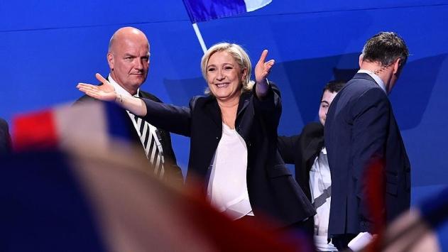 Aşırı sağcı Le Pen ilk kez Fransa Meclisine girdi