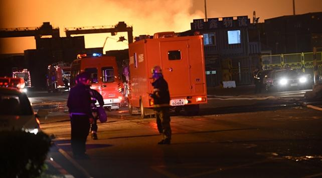 Plastik fabrikasında yangın: 6 ölü