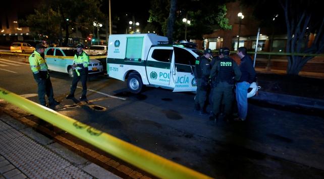Saldırganları ihbar edenlere 100 milyon Kolombiya pesosu ödül