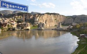"""Mağaralar Şehri""nde turizm canlandı"
