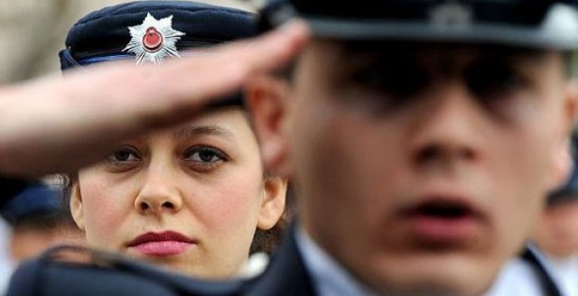 Polislik İçin Boy Şartı Değişti