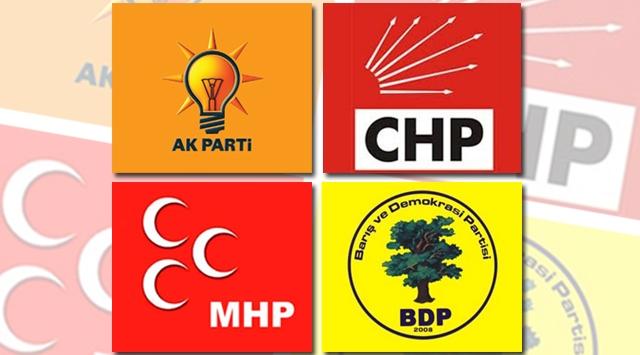 Hazine yardımı alan siyasi partilerin kasası dolacak