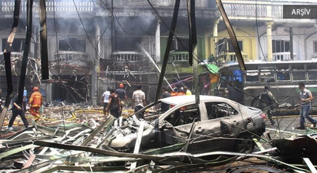 Taylandda bombalı saldırı