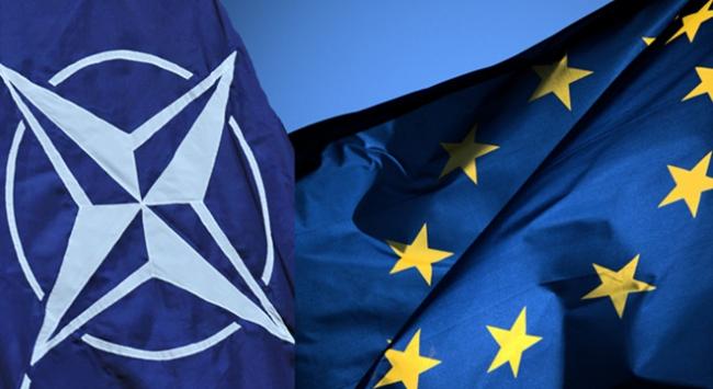 AB ile NATO bağı kuvvetleniyor