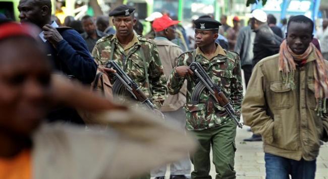Kenyada terör şüphelisi 85 kişi gözaltına alındı