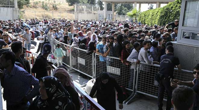 Cilvegözü sınır kapısında bayram telaşı