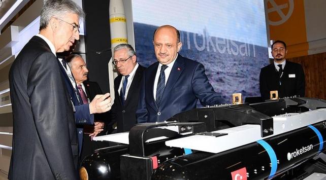 Savunma sanayinin büyük oyuncuları Türkiye ile iş yapmak istiyor