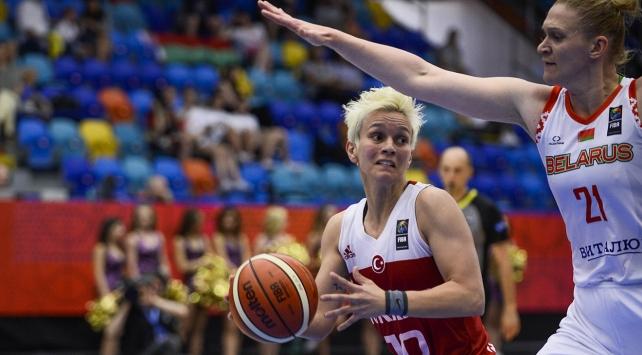 A Milli Kadın Basketbol Takımı 3te 3 yaptı