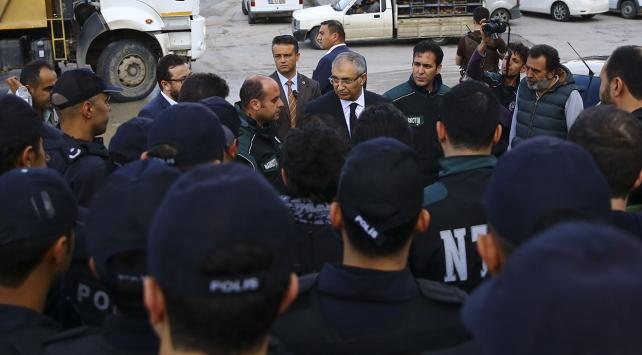 Ankarada Türkiyenin en büyük uyuşturucu operasyonu