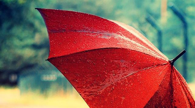 Yanınıza şemsiye almayı unutmayın!