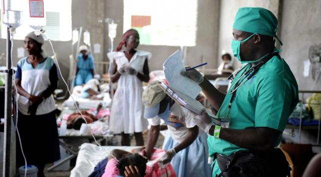 Yemendeki kolera salgını kontrolden çıktı!