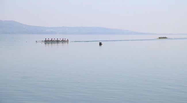 Sapanca Gölünde su seviyesi zirvede