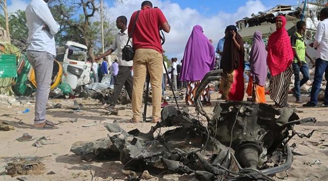 Somalide intihar saldırısı