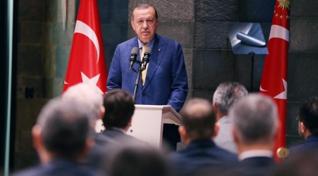 Cumhurbaşkanı Erdoğandan esnafa iftar daveti