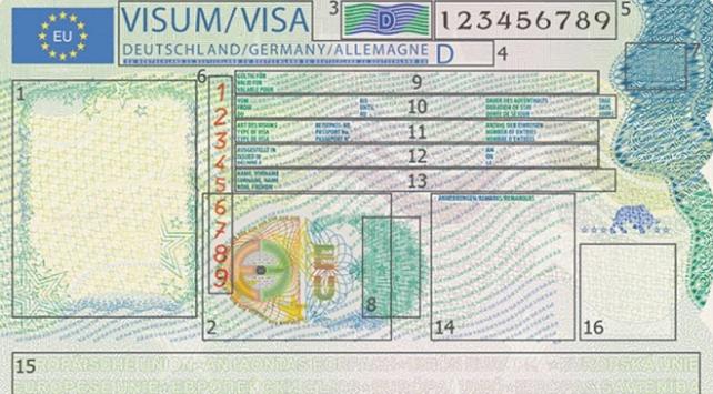 20 yıldır kullanılan Schengenin tasarımı değişti