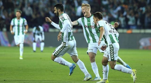 Atiker Konyaspor 5 ayrılığı açıkladı