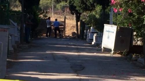 İzmirde askeri arazi yakınında patlama