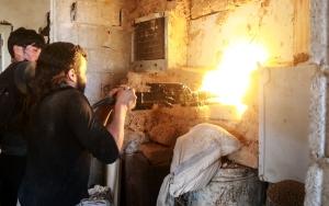 Şamda çatışma