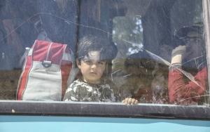 Suriyeliler Ramazan Bayramı için dönüyor