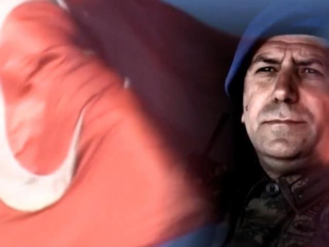 TSKdan Şehit Tümgeneral Aydın anısına video