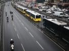 İstanbul'da toplu ulaşım yüzde 50 indirimli