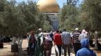 Mescid-i Aksada Ramazan ayının son Cuma namazı