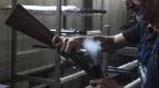 Amerikalı avcıların tüfeği Konyadan