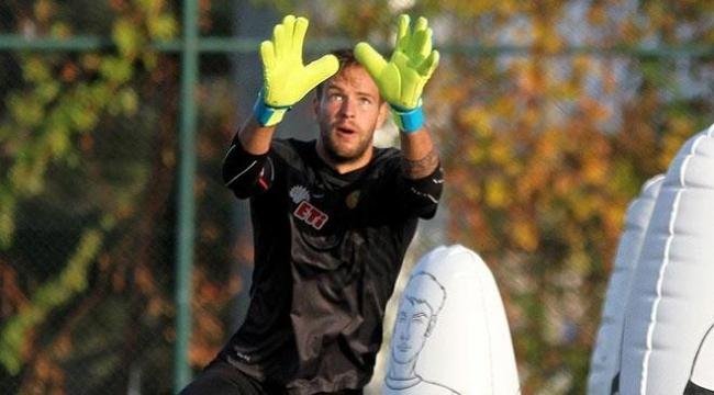 Antalyaspor, kaleci Boffini kadrosuna dahil etti