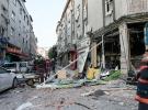 Bakırköy'de dükkanda patlama
