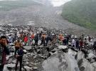Çin'de toprak kayması köyü yok etti