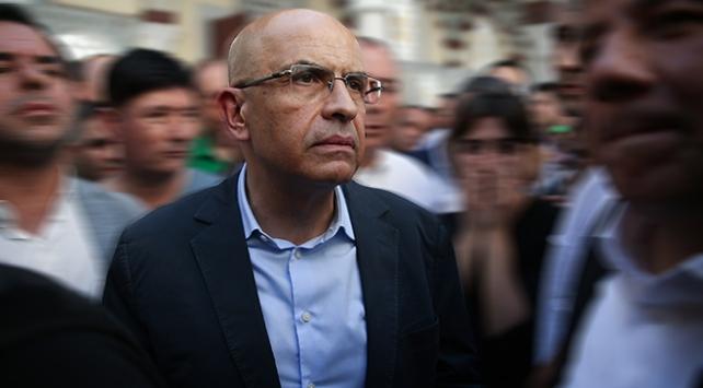 CHPli Berberoğluna verilen cezanın gerekçeli kararı açıklandı