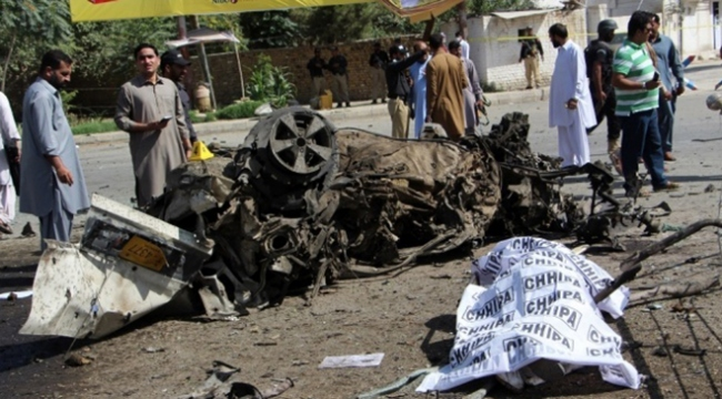 Bombalı saldırılarda ölü sayısı artıyor