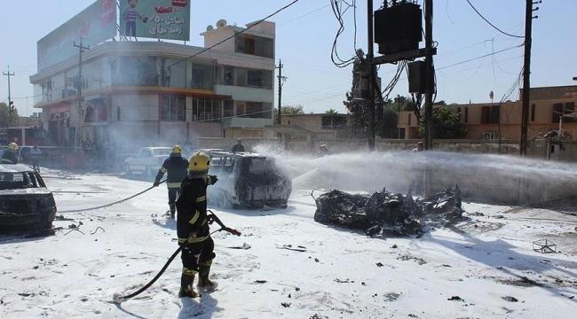 Musulda intihar saldırısı: 8 ölü 19 yaralı
