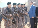 Bakan Soylu, Çukurca'da Özel Harekat polislerini ziyaret etti