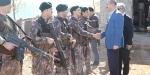 Bakan Soylu, Çukurcada Özel Harekat polislerini ziyaret etti