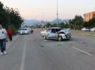 Adana'da zincirleme trafik kazası: 3 yaralı