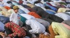 Dünyadan Ramazan Bayramı görüntüleri