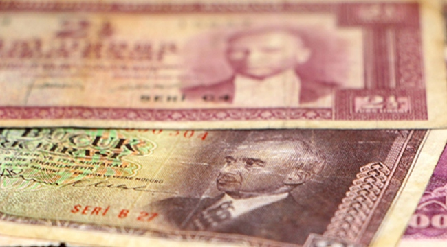 Cumhuriyet banknotları servet değerinde