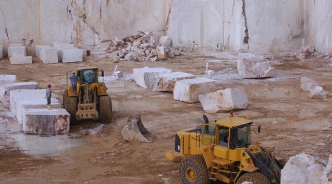 Doğal taş ihracatı 790 milyon dolara ulaştı