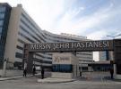 Mersin Şehir Hastanesi'ne 3 ayda yaklaşık 600 bin hasta