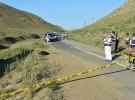 Aksaray'da otomobile silahlı saldırı