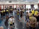 Fenerbahçe Kulübünde bayramlaşma töreni yapıldı