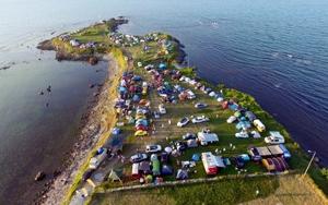Vosvos tutkunları Karadenizi şenlendirdi
