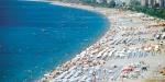 Tatilin son gününde sahillere ilgi yoğun oldu