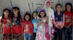 Acımasız savaşın özgür çocukları
