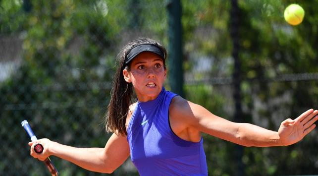 İpek Soylu, Wimbledon Turnuvasında tur atladı